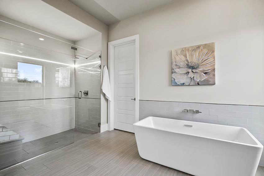 What Does Your Dream Bathroom Look Like? Design Yours With The Best Home Builders In Lewisville